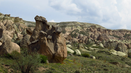 Volcanic Rock Formations in Devrent, Imaginary Valley, Cappadocia