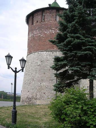 novgorod: Nizhny Novgorod, Kremlin tower