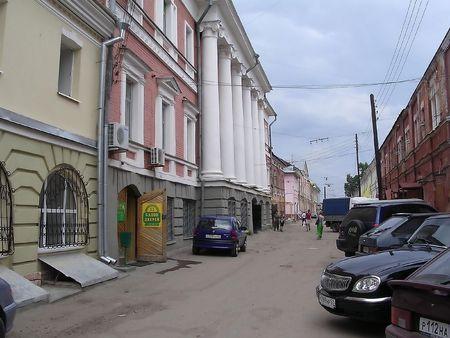 novgorod: Nizhny Novgorod. Styles