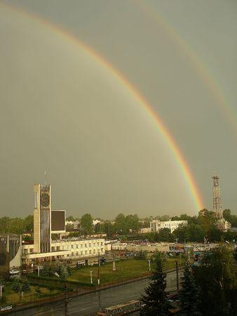 Rainbow Stock Photo - 1327517