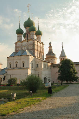 Kremlin Rostov city photo