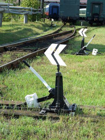 informant: Railway arrow 1