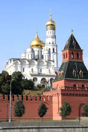 kremlin: Moskou Kremlin Stockfoto