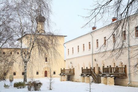 In the territory of the man monastery photo