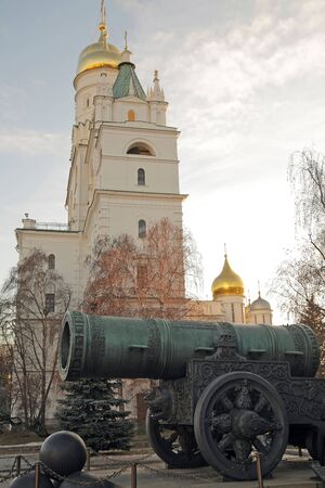 Relics of the Moscow Kremlin photo