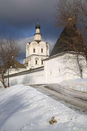 Spaso- Andronikov the monastery Stock Photo - 2575707
