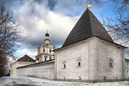 Spaso- Andronikov the monastery photo