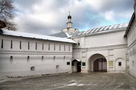 Spaso- Andronikov the monastery Stock Photo - 2575702