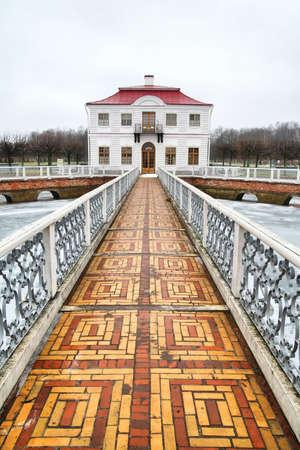 Palace of the Marli.  Bridge photo