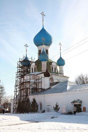 epoch: Chiese di Pereslavl-Zalesskiy citt�