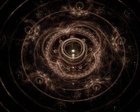 Orbits of planets Stock Photo - 3123236