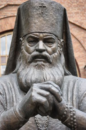 archbishop: Archbishop Luke