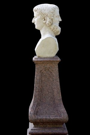 Two-faced Janus, 18 the century