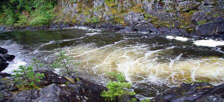 threshold: Waterfall of Kivach