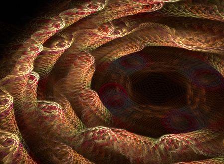 filaments: Woolen filaments