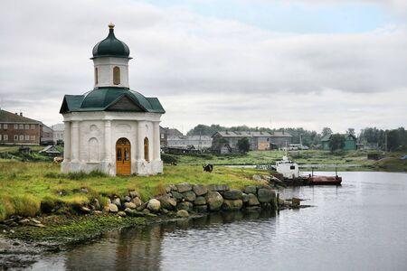 ashore: Chapel ashore