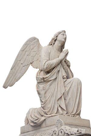 Angel, necropolis, 19 century