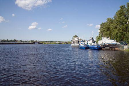 ladoga: Ladoga channel