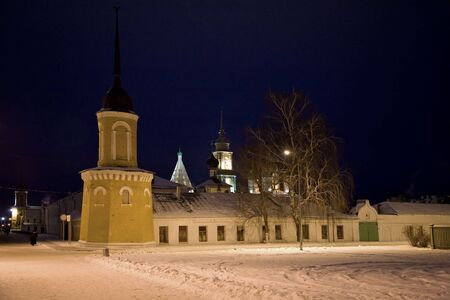 Kremlin is in town Kolomna Stock Photo - 6060437