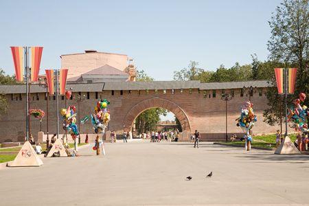 Kremlin Stock Photo - 6060430