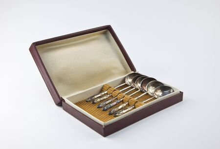 Tea spoons Stock Photo - 6563878