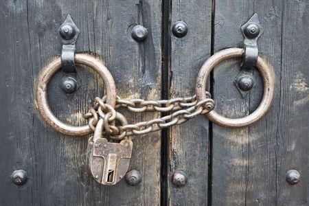 cloister: Cloister gates