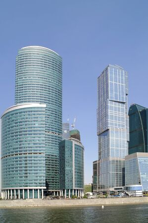 Moscow-City photo