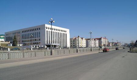kazan: Kazan, the urban view