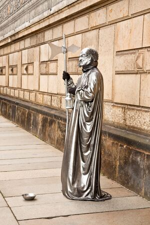 Living sculptures Stock Photo - 8312785