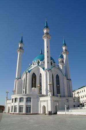 kazan: Kazan, mosque Qolsharif