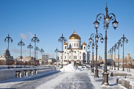 総主教の橋からの種類 写真素材