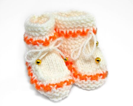 bootees: Babys bootees