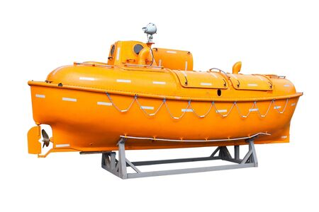 Rescue boat Stock Photo - 9225256
