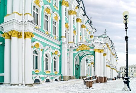 pilasters: Winter Palace