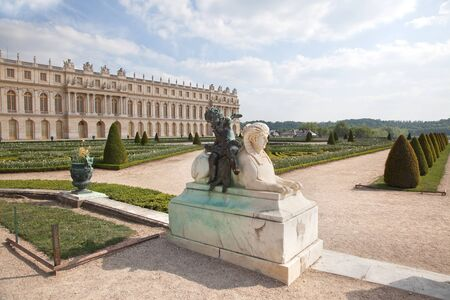 absolutism: Palace of Versailles