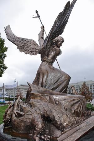 michele: Arcangelo Michele, la battaglia con un drago