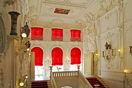 tsarskoye: Tsarskoye Selo. Palace