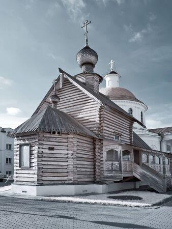 infrared: Church, infra-red