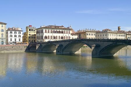 River  Arno Stock Photo - 11183787