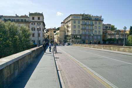 arno: Bridge across Arno river