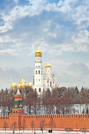 Ivan the Great Bell Towe Stock Photo - 11837316