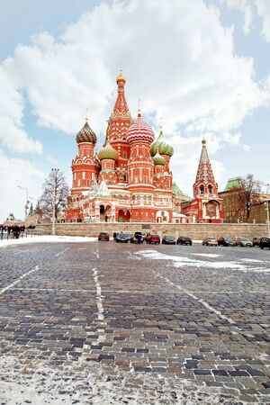 Saint Basil Cathedral photo