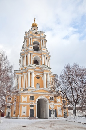 Novospassky friary Stock Photo - 11941039
