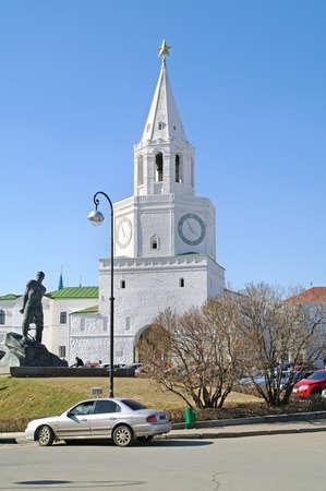 Spasskaya tower Stock Photo - 12073922