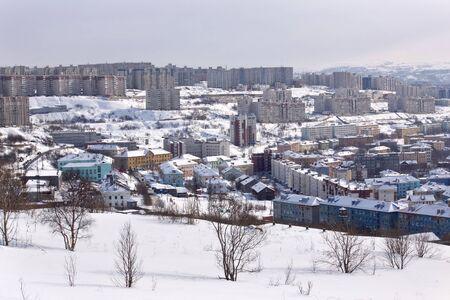 Murmansk Stock Photo - 12305805