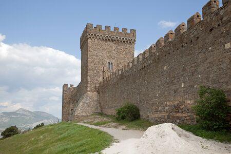 genoese: Genoese fortress