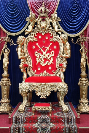 Throne photo