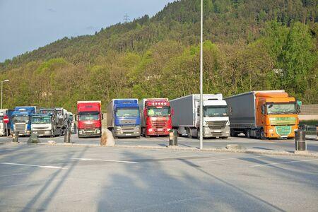 Trucks photo