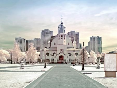 Temple of Kazan Divine Mother photo