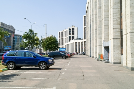 Moscow Standard-Bild